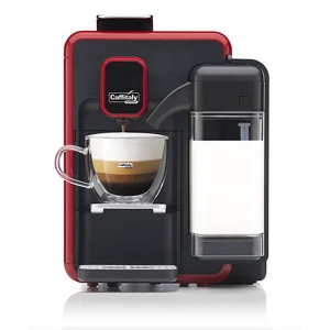 Кофемашина капсульная Caffitaly System Cappuccina S22 Black/Red